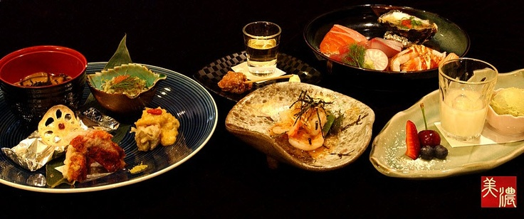 High quality Japanese traditional course menu at reasonable price ! Very popular place among local Japanese in Sydney - Good