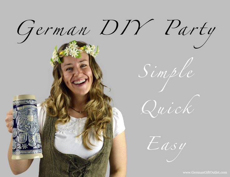 German Wedding Gift Ideas: 1000+ Images About DIY German Party Ideas On Pinterest