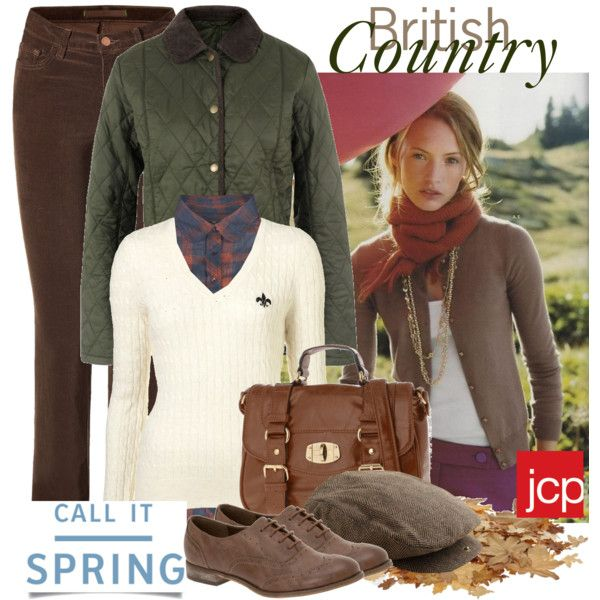 """Step into Style with Call It Spring: British Country 2"" by clara-bow80 on Polyvore"