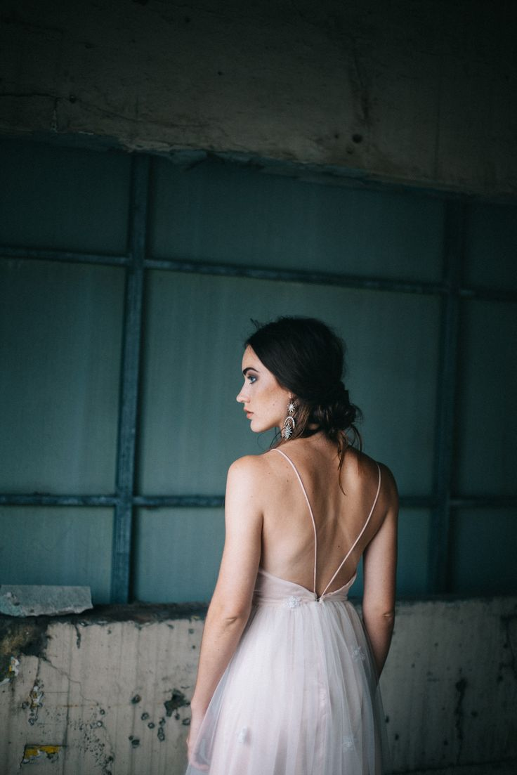 The Elnath gown from our Constellation bridal collection  Photography www.thewoods.photography