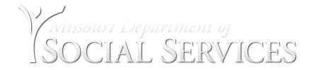 State of Missouri: Family Support Division - Child Support Enforcement   Enforces the payment of child support, establishes child support orders, establishes paternity and makes order modifications
