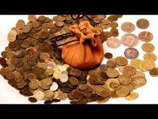 Чтобы деньги липли к рукам