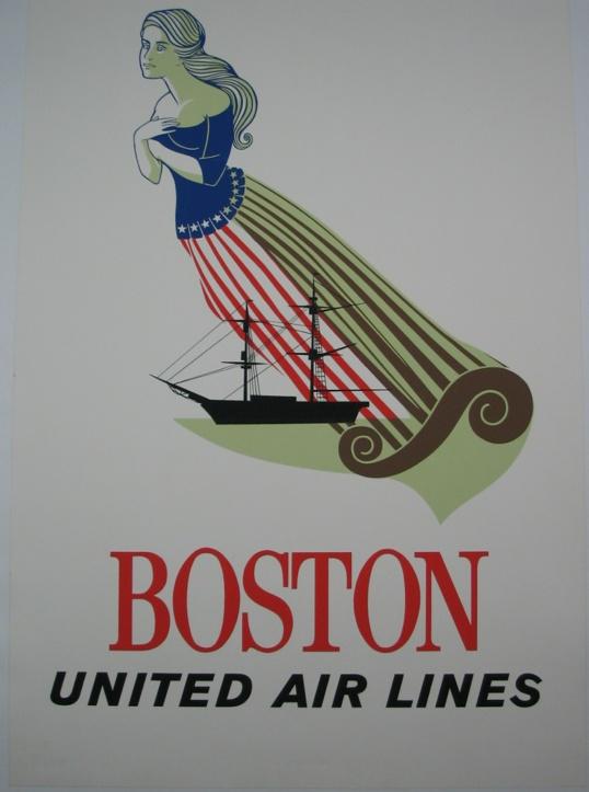Boston - United Air Lines