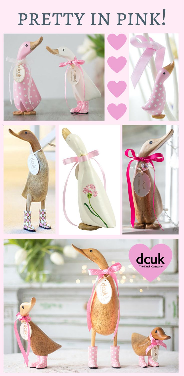 For Pretty In Pink Gift And Home Decor Ideas