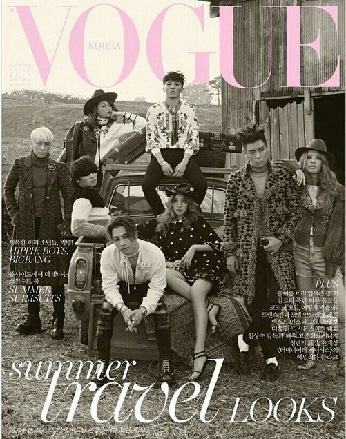 BB VOGUE KOREA JULY