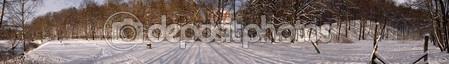 #winterlich #winterlandschaft #winter #weis #verschneit #schnee #landschaft #kalt #friedlich #eisig #baum #Park