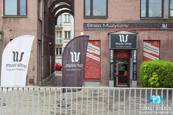 Wirtualny Spacer Sklep Kraków. Zdjęcia panramiczne Kraków. Business View.