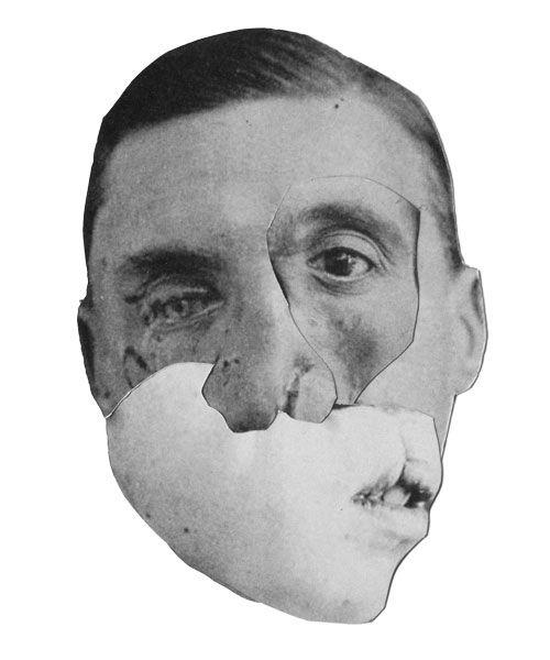 Faces by Ashkan Honarvar | TRIANGULATION BLOG