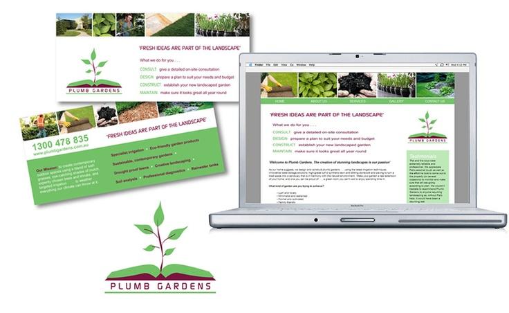 CORPORATE IDENTITY: Logo design > Business Card > Letterhead > DL Flyer > WEBSITE DESIGN