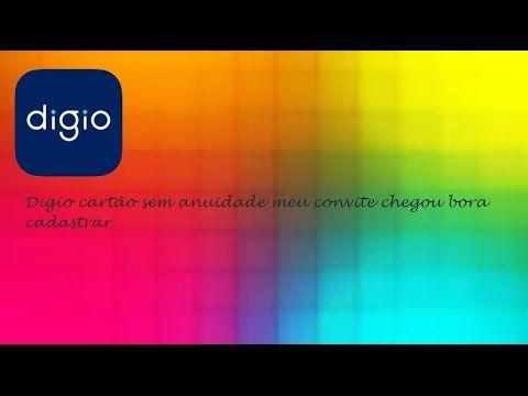 Digio Meu Convite Chegou Bora Cadastrar iOS ♡ ♥