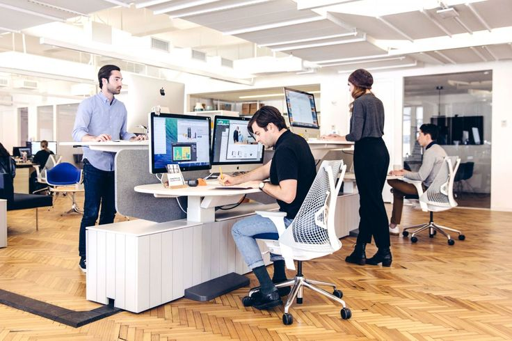 26 best smart office spaces images on pinterest offices for Most innovative office spaces