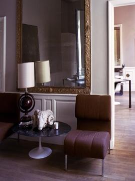Le salon de coiffure de David Mallet redken ou pas redken: Paris Lounges, Chicest Hair, Interior, Hair Salons, Hairstylist David, Famed Hairstylist