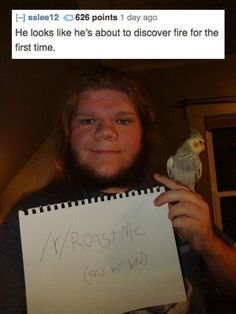 14 People Who Got Roasted To A Crisp | Funny roasts, Funny ...