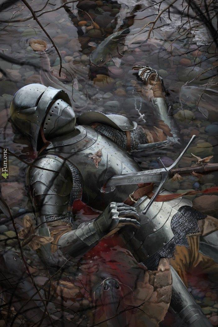Картинки по запросу погибший рыцарь