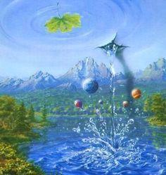 Vše je vždy tak, jak má být jen proto, že jsme naprogramováni smýšlet, chovat se a jednat určitým způsobem. Buďte tedy sami sebou! Tím v sobě ten ovládací program zrušíte! - Věk Zlatého Světla - Age of Golden Light