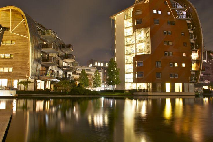 Avond in 's-Hertogenbosch