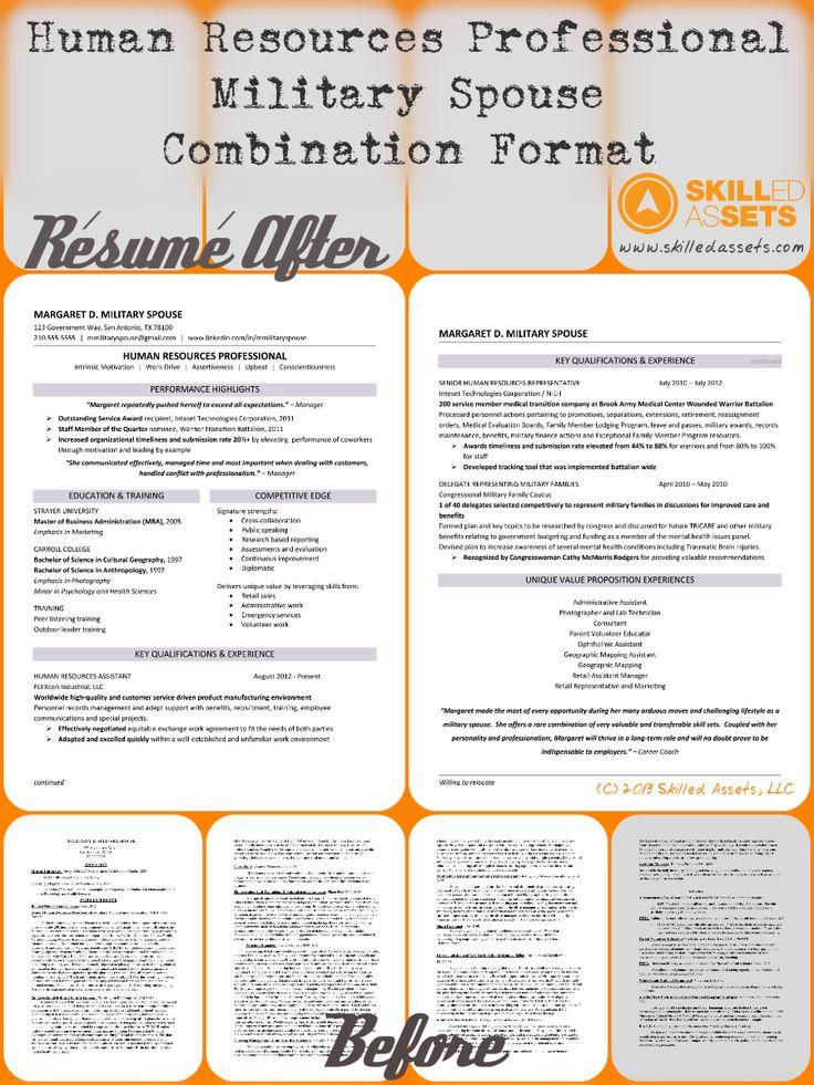 31 best resume format images on Pinterest Resume layout, Career - army resume builder