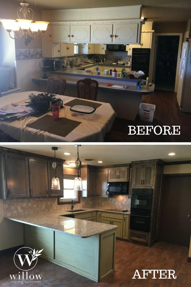 Kitchen Renovation Knock Down Those Walls Check Out This