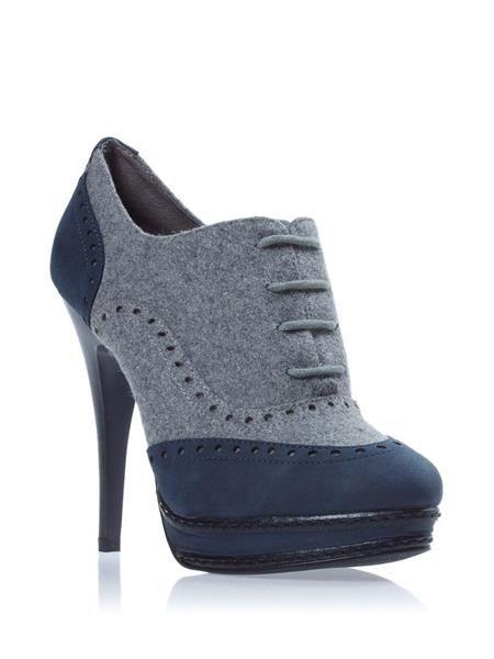 Красивая обувь ботильоны liska