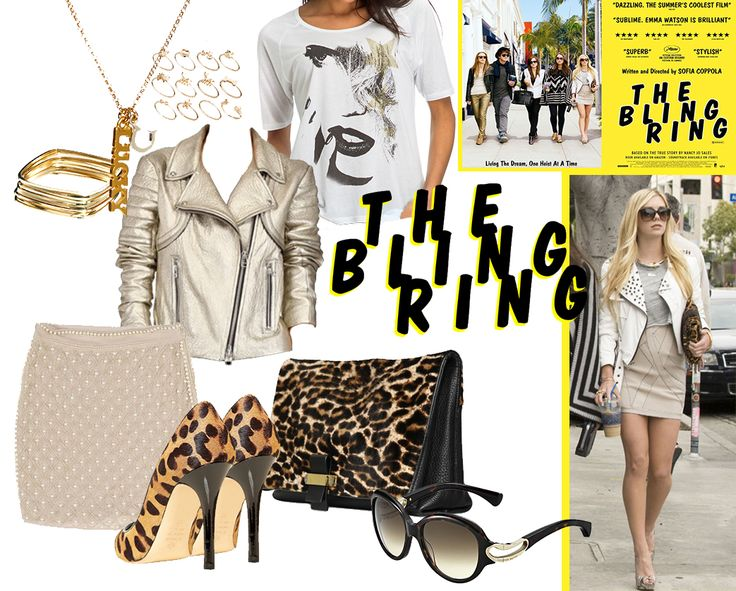 "Claire Julien starring of the ""The Bling Ring"" movie http://www.stellajuno.com/index.php/en/blog-item/item/125-get-the-lookthe-bling-ring-claire-julien"
