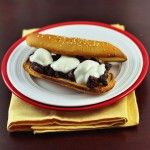 Cheese Steak Sandwich Recipe | lolfoodie