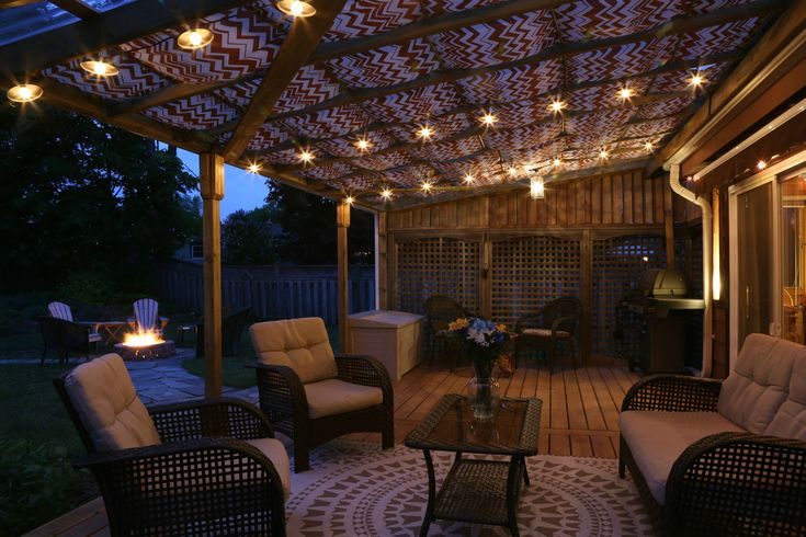 Best 25 covered patio ideas on a budget diy ideas on for Outdoor living spaces on a budget