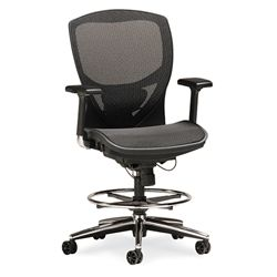 Ovation V Series Drafting Chair By Sitwell