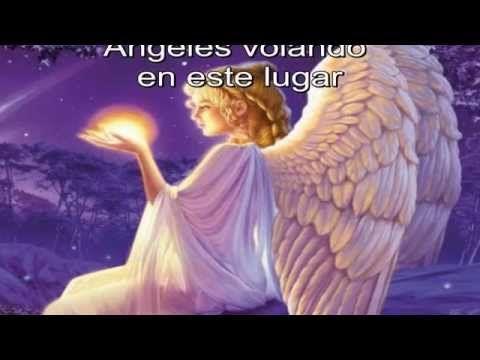 Angeles volando en este lugar (Millie Lee) Angeles de Dios - YouTube