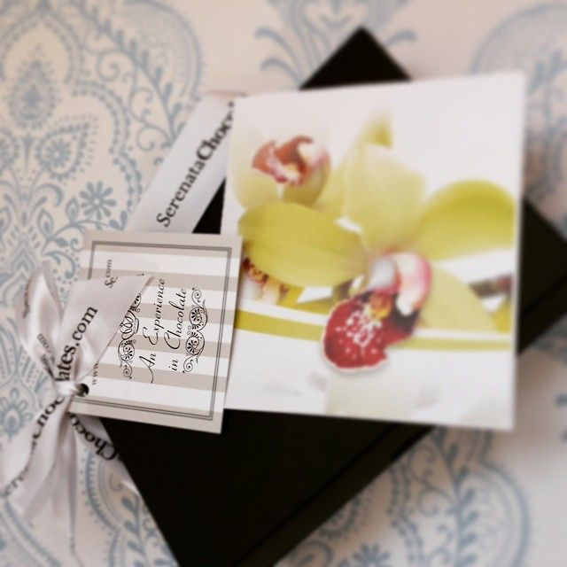 Pin these Serenata chocolates to your board, a great little gift for all cocolate lovers