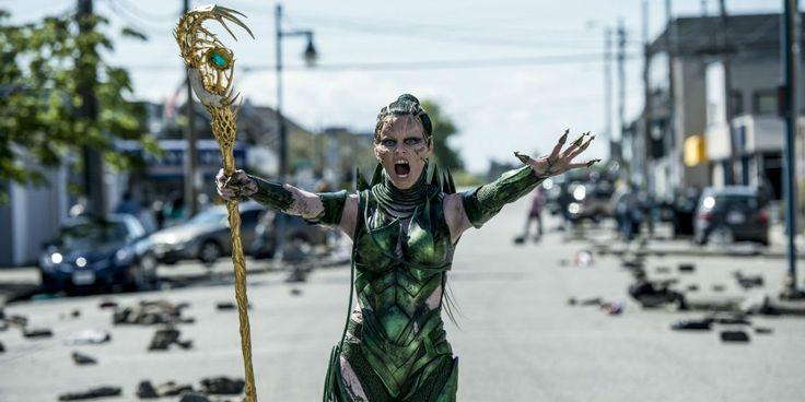 Power Rangers TV Spot Puts The Focus On Rita Repulsa