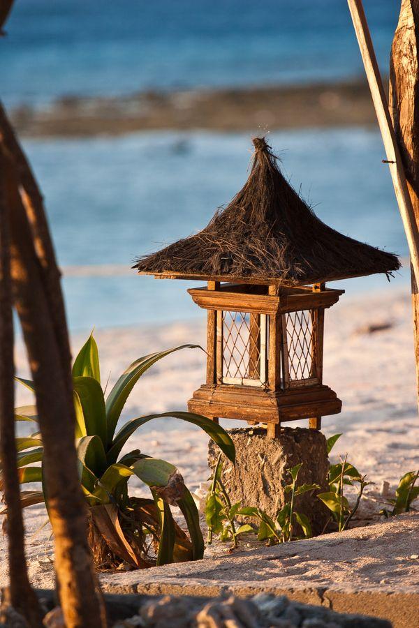 Zen Beach, Gili Islands, Indonesia