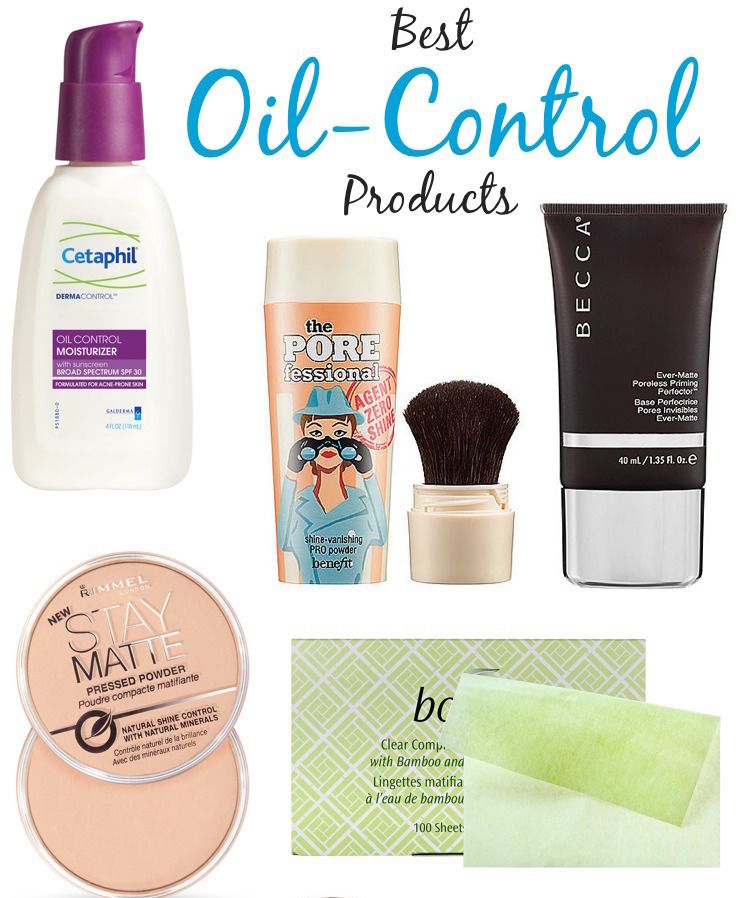 Matte Makers! Best Shine-Control Products For Oily Skin