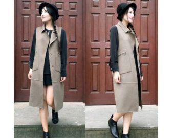 Dos pedazo traje/elegante vestido asimétrico de seda dos capas