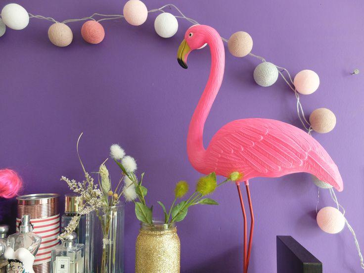 Des petits bouts de la décoration : notre chambre et le salon