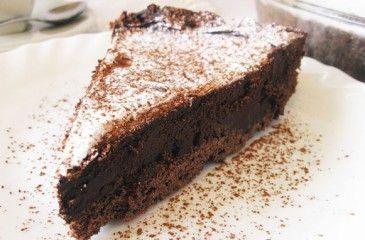 Шоколадный пирог - рецепты с фото. Как приготовить пирог с шоколадом в духовке или мультиварке