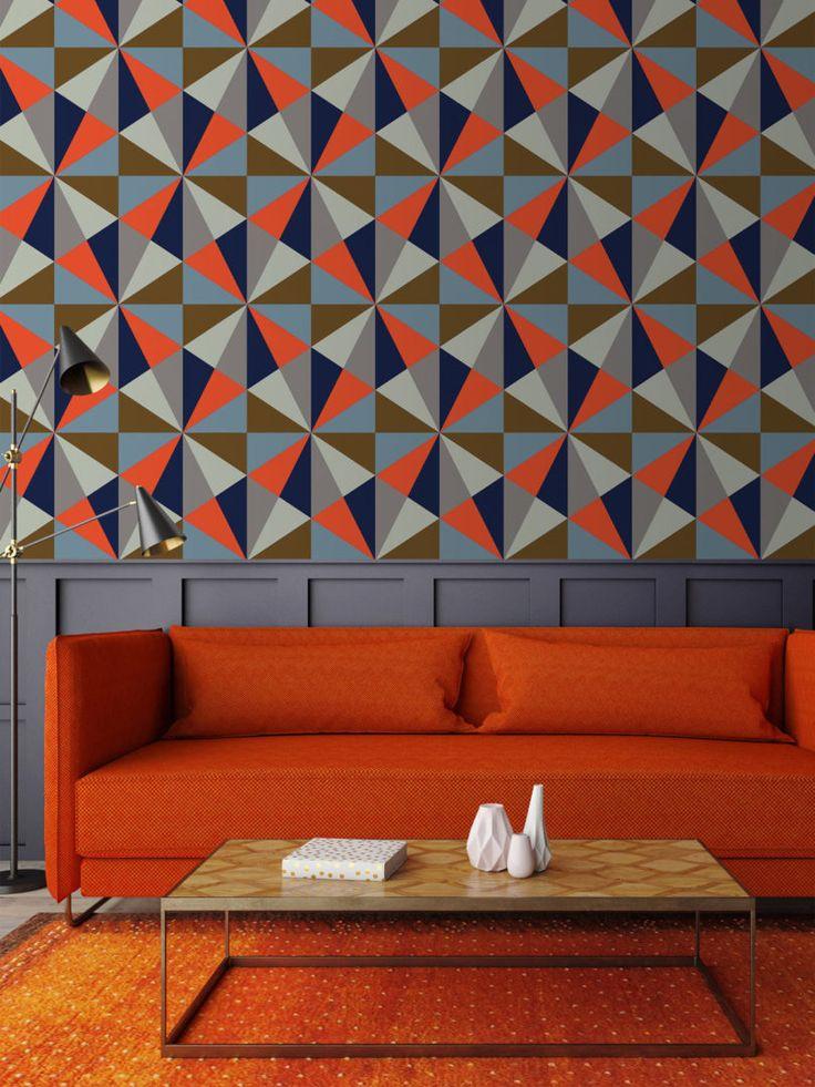 Contemporary Wallpaper Ideas: 17 Best Ideas About Modern Wallpaper On Pinterest