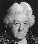 Margaret Rutherford as Miss Marple.....Tony and I loved to watch her as Miss Marple