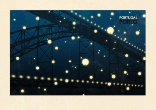 Porto, the town with seven bridges