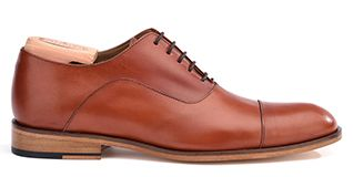 2fd0cab0eb8f Chaussure de ville Horn Bexley. Chaussure homme luxe - Richelieu cuir