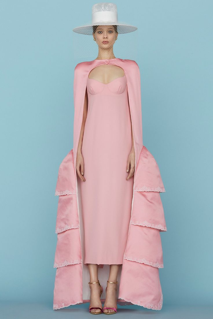 See the complete Ulyana Sergeenko Spring 2015 Couture collection.