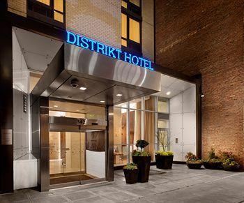 Distrikt Hotel New York City, an Ascend Collection Hotel - Hoteles.com - Ofertas y descuentos para reservaciones en hoteles de lujo y económicos.