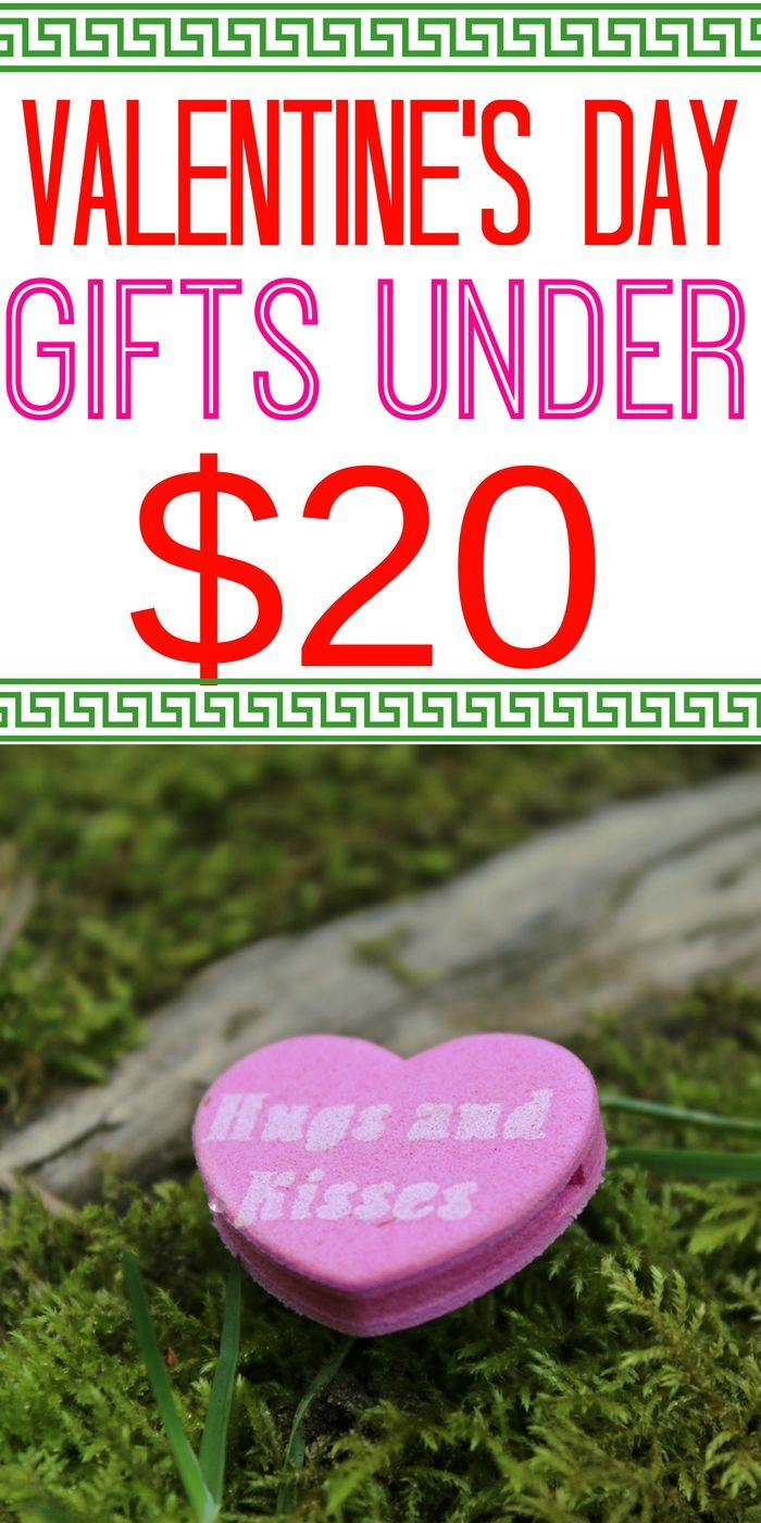 20 Valentine S Day Gift Ideas Under 20 Pinterest Memorable