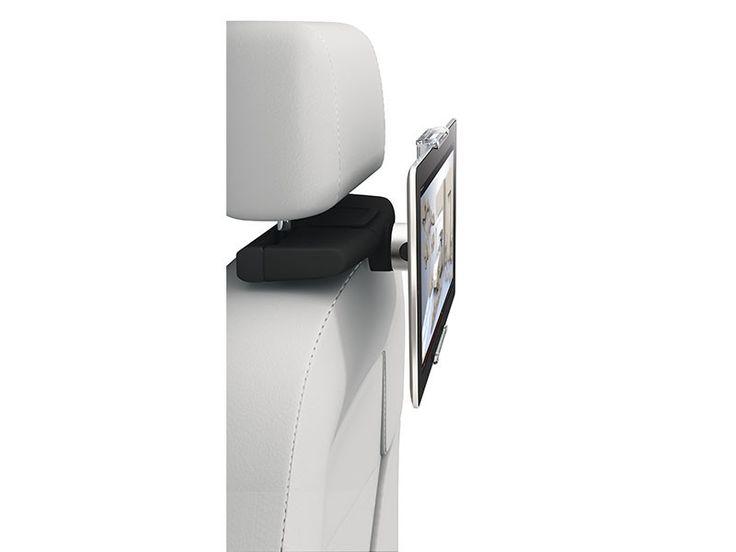 Vogels TMS 1020 Universal Tablet Halterung Auto für Kopfstützen  Mit dem Vogels TMS 1020 Universal Tablet Halterung Auto für Kopfstützen können sie ihr Tablet im PKW befestigen.  #vogels #monitorhalterung.de # PKW