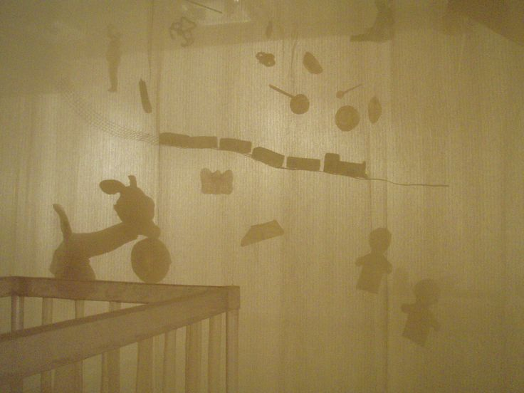 ''childhood memories'', instalation