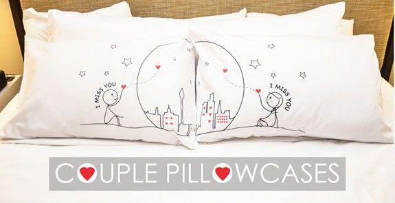 cuscini di coppia ideali per le nozze