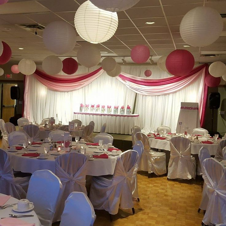 Indoor Wedding Themes