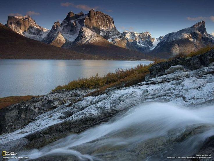 Лучшие фотографии природы от National Geographic