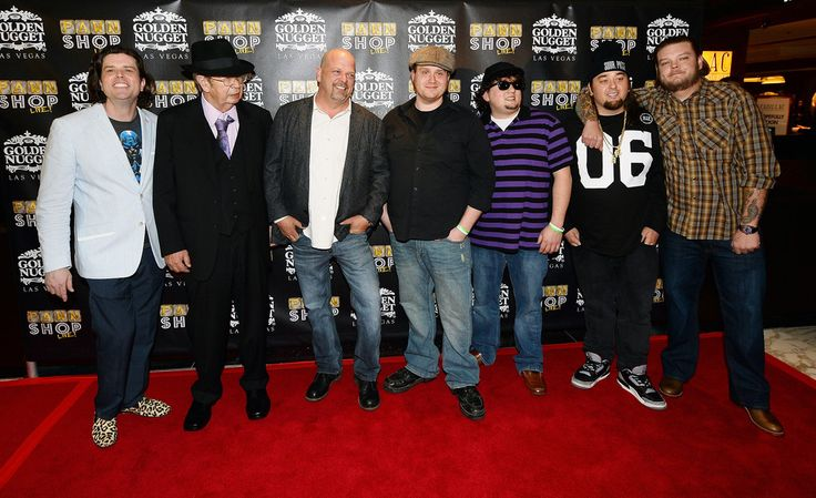 Corey Harrison Photos: Arrivals at the 'Pawn Shop Live!' Show