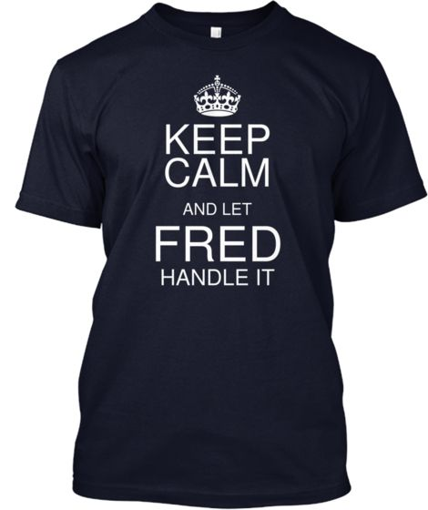 ***Limited-Edition*** FRED SHIRT