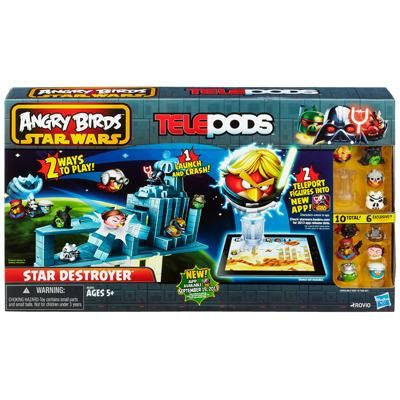 Star Wars Angry Birds Destroyer Set | Kids Cool Toys UK